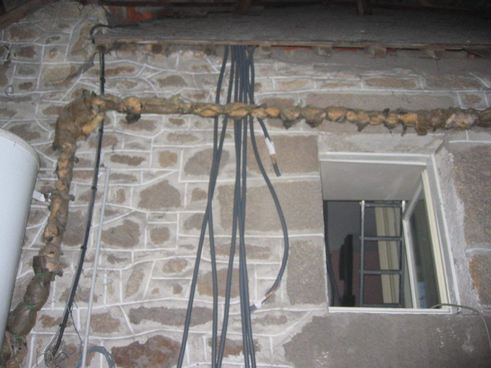 Comment Agrandir Fenêtre De 70x40cm Pour Faire Un Passage Maçonnerie